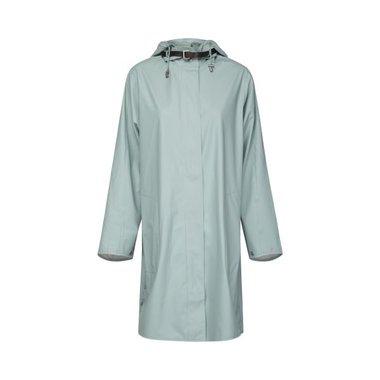 Ilse Jacobsen Rain Coat 71 Blue Surf