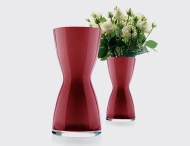 Eva Solo Vaas Florentine rood 26 cm