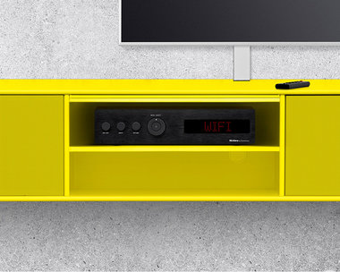 Montana TV & Sound Montana Sound Unit versterker DAB radio en airplay