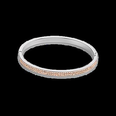 Coeur de Lion Armband 0114/ /0225 Peach