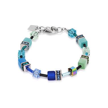 Coeur de Lion Armband 2838/ /0705 Blue-Green