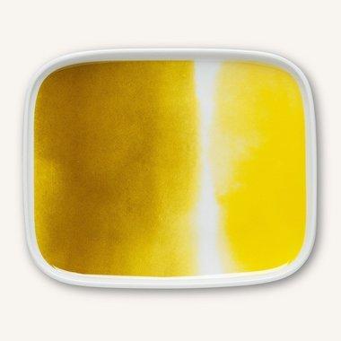 Marimekko servies Oiva schotel geel 066009-120