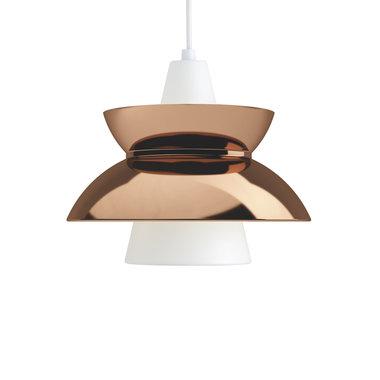 Louis Poulsen Doo-Wop hanglamp, verlichting RVS, Koper of Messing