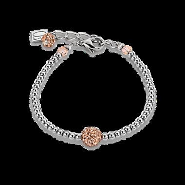 Coeur de Lion Armband 0112/ /0225 Peach