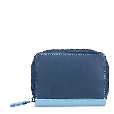 MyWalit Zip Around Credit Card Holder RFID Royal 1432-127