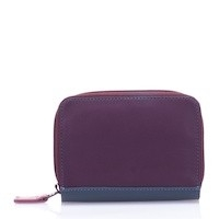 MyWalit Zip Credit Card Holder Winterberry 328-37