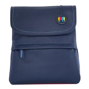 MyWalit Medium Backpack/Messenger Bag Royal 1821-127