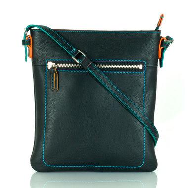 MyWalit Medium Cross Body Bag Black Pace 1603-4