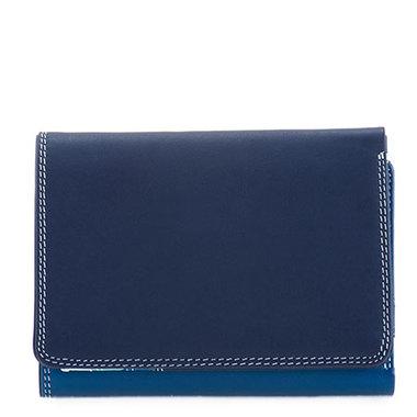 MyWalit Medium Tri-fold Wallet Denim 106-130