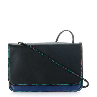 MyWalit Multi-compartment Clutch Black Pace 513-4