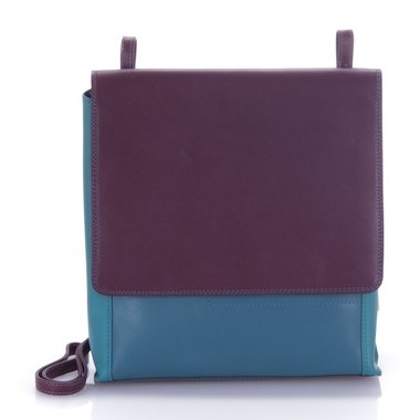 MyWalit Small Messenger Bag Winterberry 506-37
