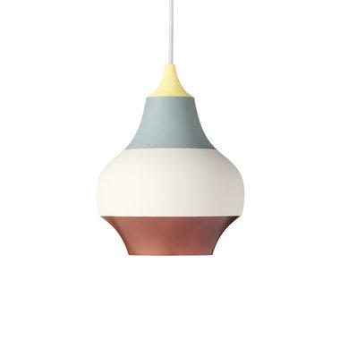 Louis Poulsen Cirque Ø150 hanglamp, verlichting