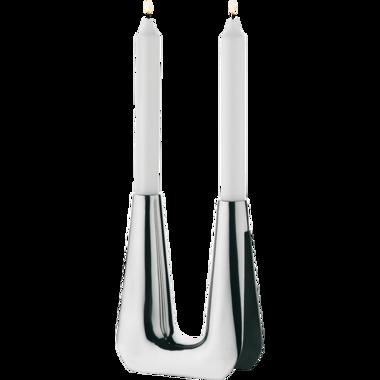 Georg Jensen Copenhagen Masterpiece kandelaar 2 kaarsen klein