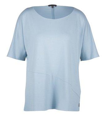 Oska shirt Sangu 922 530HAZE lichtblauw