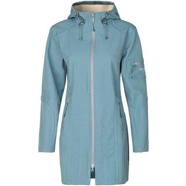 Ilse Jacobsen Rain Coat 37B 639151 Smoke blue