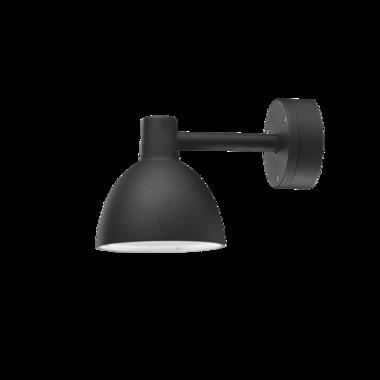 Louis Poulsen buitenlamp Toldbod 155 wandlamp zwart