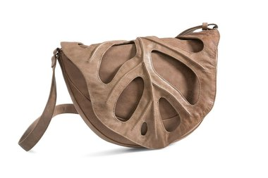 by-Lin Tas Jungle Leaf taupe 150103 jungle blad
