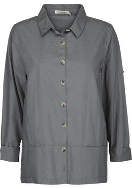 Two Danes blouse Taimi grijs
