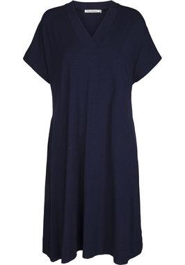 Two Danes jurk Blythe blauw