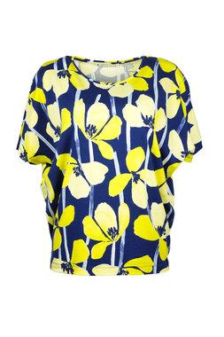Mansted kleding Tulla shirt donkerblauw