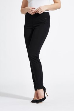 Laurie broek, model Betty Regular basis viscose zwart 27014-99970