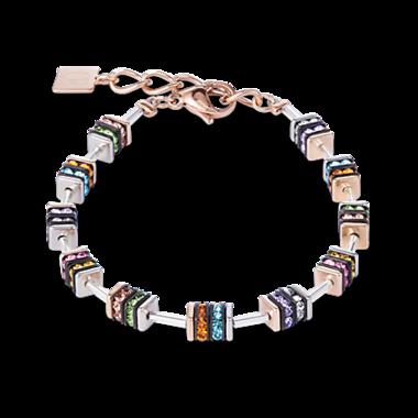 Coeur de Lion Armband 4950/ /1522 multicolor Pastel