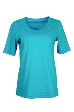 Geesje Sturre shirtje turquoise 2402007