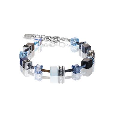 Coeur de Lion Armband 2838/ /0737 Blue-Aqua
