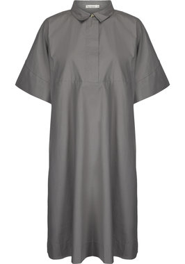 Two Danes jurk Eva grijs