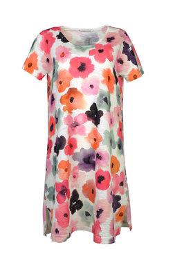 Mansted kleding Omega jurk rose