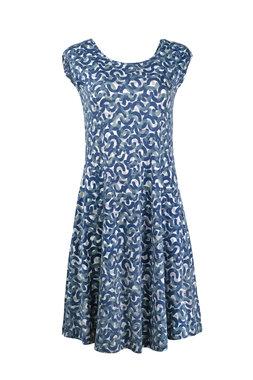 Mansted kleding Rihana jurk grijs