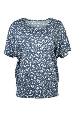 Mansted kleding Riri shirt grijs