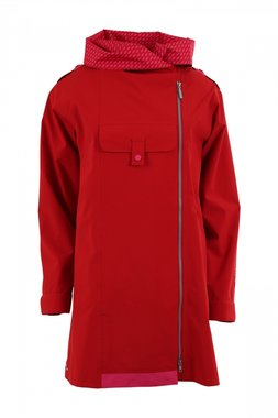 Blaest regenjas model London rood