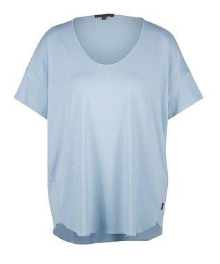 Oska shirt Kerria 918 530HAZA lichtblauw