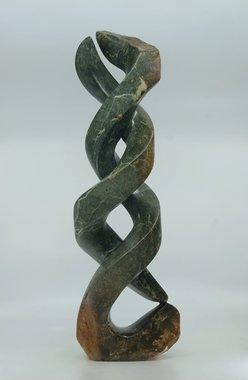 Stenen beeld uniek, Twisted, Victor Matavi
