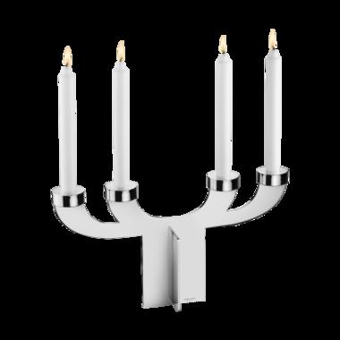Georg Jensen Candlelabra kandelaar 4 kaarsen