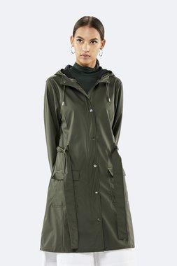 Rains Regenjas Curve Jacket green 1206-03