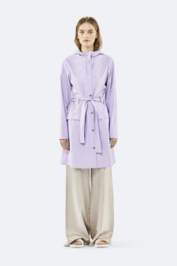 Rains Regenjas Curve Jacket lavendel 1206-95