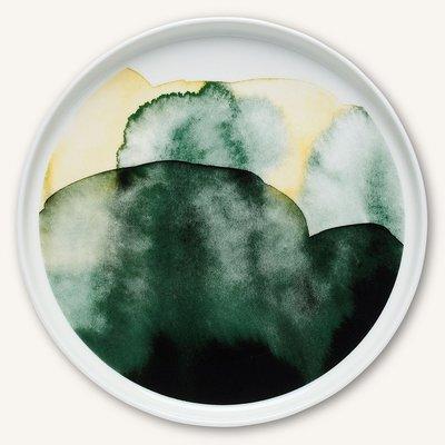 Marimekko servies Oiva bord 20 cm groen 066007-162