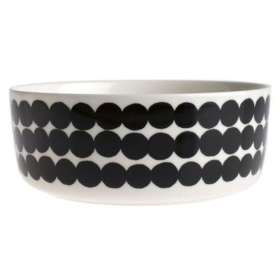 Marimekko servies Oiva schaal wit/zwart 1,5 l 063301-190