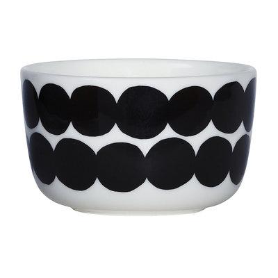 Marimekko servies Oiva schaaltje wit/zwart 2,5 dl 067266-190