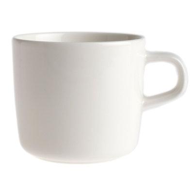Marimekko servies Oiva koffiekop wit 2 dl 063281-100