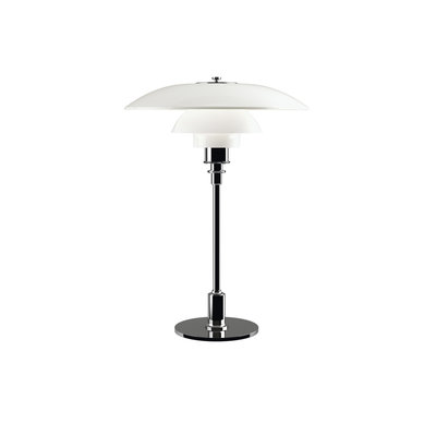 Louis Poulsen PH 3,5/2,5 tafellamp, verlichting