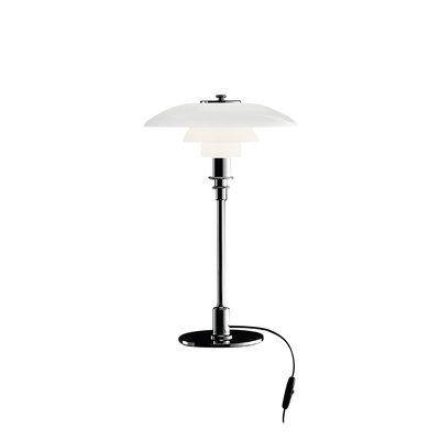 Louis Poulsen PH 3/2 tafellamp, verlichting