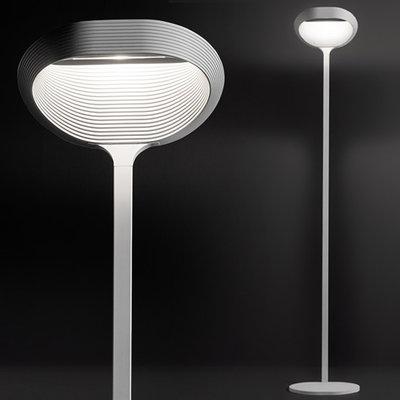 Cini & Nils vloerlamp Sestessa terra LED, wit