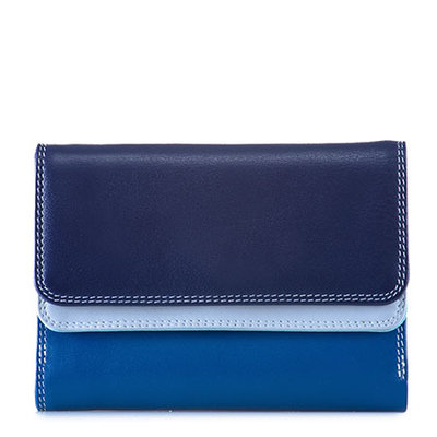 MyWalit Double Flap Wallet Denim 250-130
