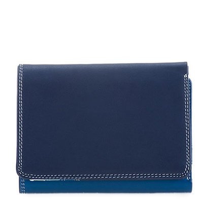 MyWalit Medium Tri-fold Wallet Denim 106-130