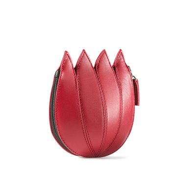 by-Lin Tas Tulip Purse rood 150404 tulp