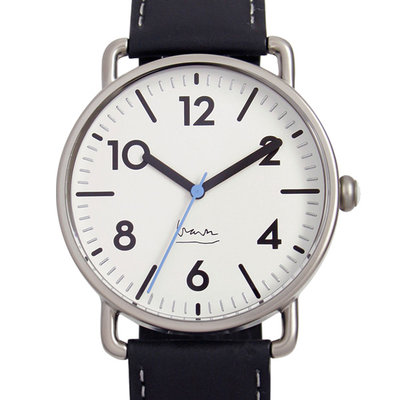 Project Watches Witherspoon White 7105W
