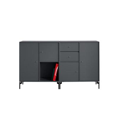Montana dressoir, model A kasten systeem campagne ladekast/opbergkast